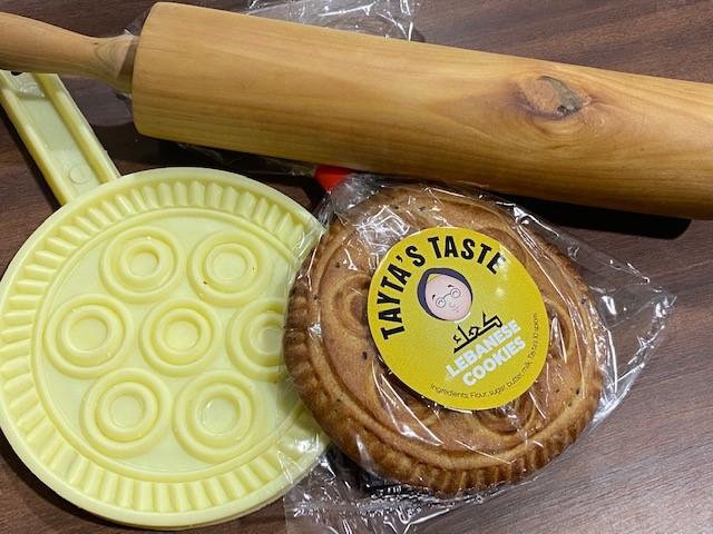 Tayta's Taste Cookies Small business
