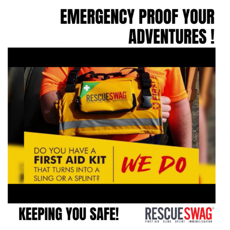 rescue swag small business